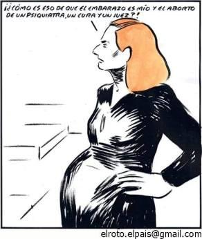 Aborto legal y religioso