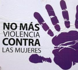 violencia a la mujer