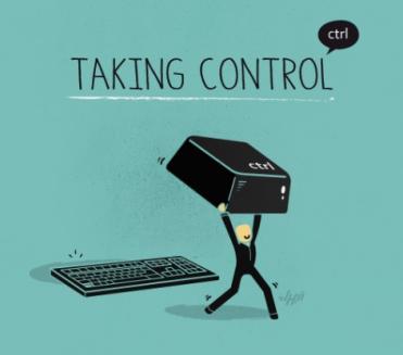 necesidad de control